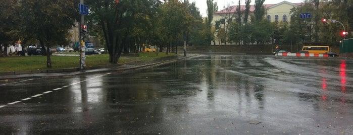 Амурська площа is one of Площади города Киева.