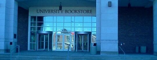 UNL Bookstore is one of UNL.