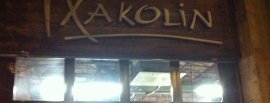Txakolin is one of BCN.