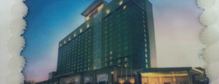 Raleigh Marriott City Center is one of Monavie Offices and meeting places..