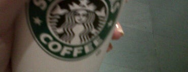 Starbucks in Bucharest