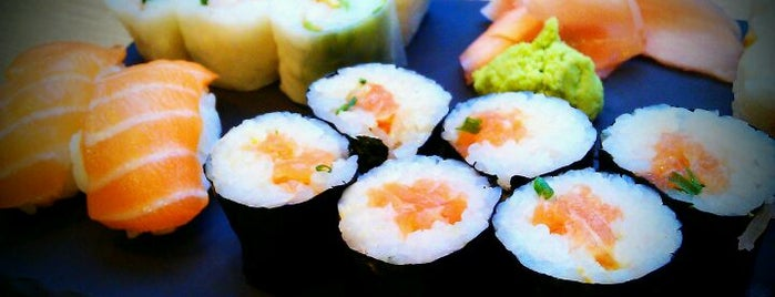 Sushi's is one of Favorite Food.