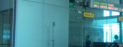 Gate A16 is one of SIN Airport Gates.