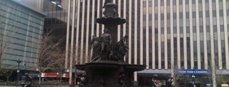 Fountain Square is one of #VisitUS #VisitCincinnati.