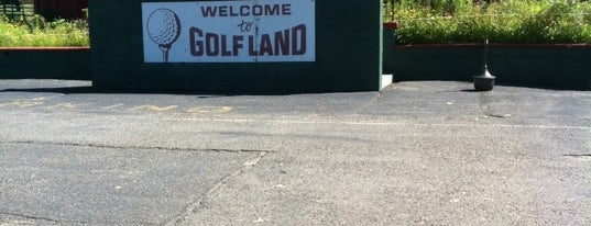 Golfland is one of Favorite Spots to Hang Out.
