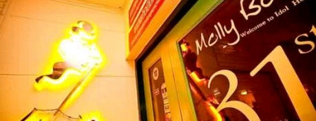 "Molly Bar is one of "" Nightlife Spots BKK.""."