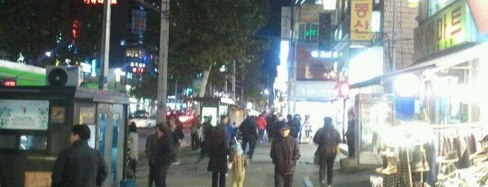 신림역 (Sillim Stn.) is one of Subway Stations in Seoul(line1~4 & DX).