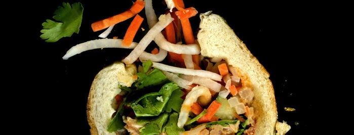 "Hanco's Bubble Tea & Vietnamese Sandwich is one of ""Dream Sandwiches"" List."