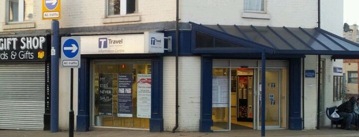 Travel Information Centre is one of Fairly Often!.