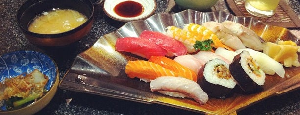 Sushi Tsukiji is one of Japanese Haven.