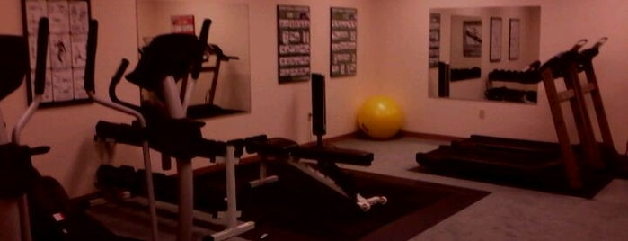 Fathom Fitness Room is one of Sounds Great!.