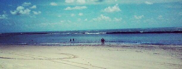 Praia de Graçandu is one of Lugares por onde andei..