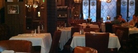 Karl Ratzsch's is one of Must-eat Milwaukee.