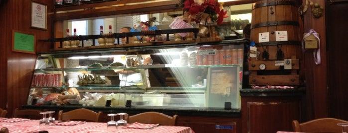Hostaria da Settimio is one of ristoranti Roma.