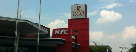 KFC & Pizza Hut Subang 2 is one of KFC MY.