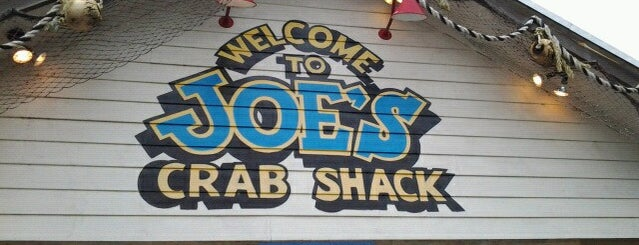 Joe's Crab Shack is one of Beenthere.