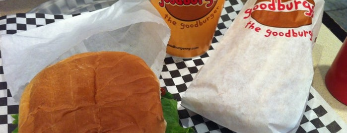 Goodburger is one of I heart burgers!.