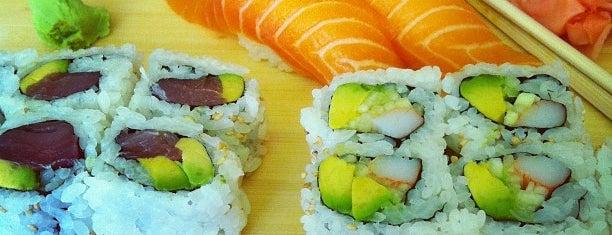 Aru Sushi is one of Bento (NY).