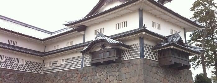 Kanazawa Castle Park is one of Park.