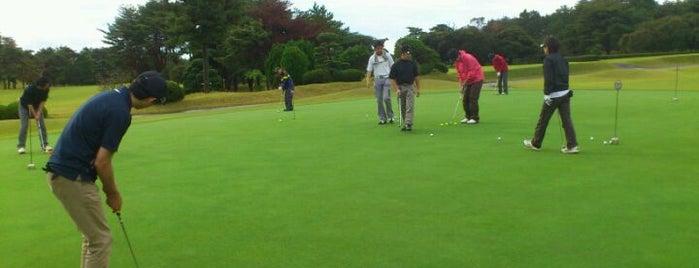 国際桜ゴルフ倶楽部 is one of ゴルフ場(茨城).