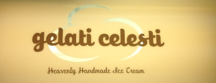 Gelati Celesti is one of Love this place!.