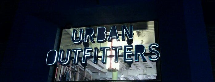 Urban Outfitters is one of London.