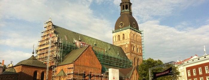 Rīgas Doms | Riga Cathedral is one of Unveil Riga : Atklāj Rīgu : Открой Ригу.