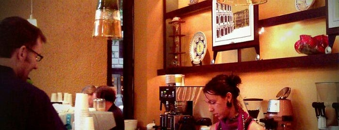 Caffe Migliore is one of Coffee & Tea.