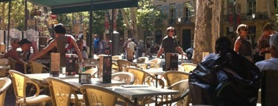 Les Deux Garçons is one of 36 hours in...Aix-en-Provence.