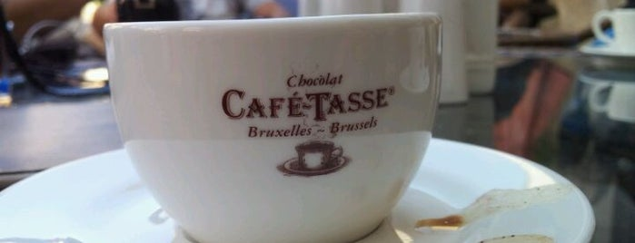 Cafe Tasse is one of My Doha..