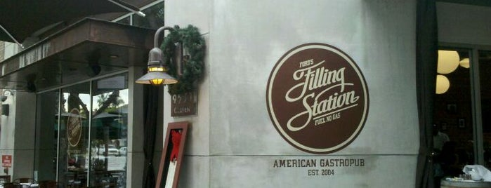 Ford's Filling Station is one of Top 50 restaurants in LA.