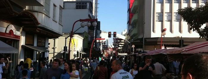 Feira de Arte, Artesanato e Cultura da Liberdade is one of O melhor do Centro de São Paulo.