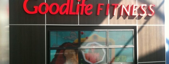 GoodLife Fitness is one of GoodLife Clubs.