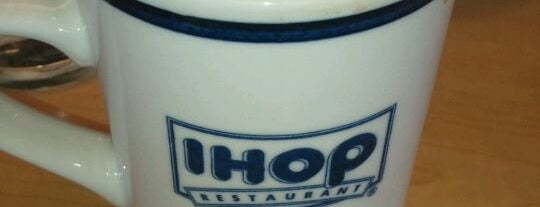 IHOP is one of Bizzy Days.