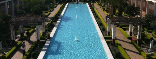 J. Paul Getty Villa is one of My Favs.