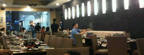 X.O Suki & Cuisine is one of Venue Of Mal Bali Galeria.