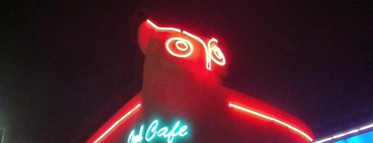 Owl Cafe is one of Where to eat Burgers in Albuquerque.