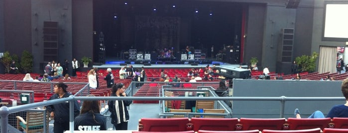 The Greek Theatre is one of Olly Checks In Los Angeles.