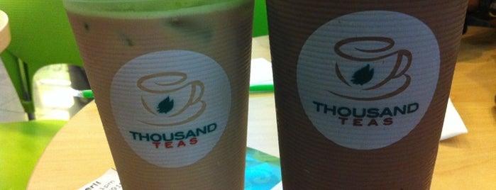 Thousand Teas is one of Coffee & Tea.