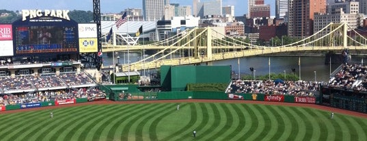 PNC Park is one of Sport Staduim.
