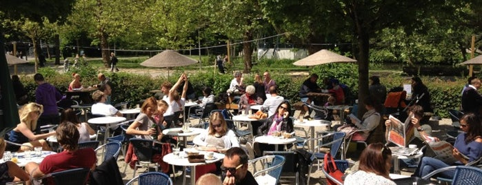 't Blauwe Theehuis is one of Kids Guide. Amsterdam with children 100 spots.