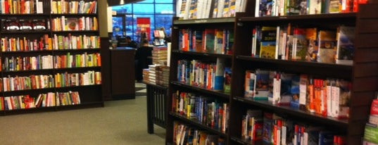 Barnes & Noble is one of My Favorite Places.