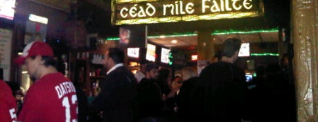The Old Shillelagh is one of Detroit List #VisitUS.