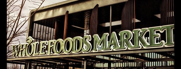 Whole Foods Market is one of My Favorite OKC Spots.