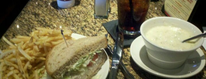 BJ's Restaurant and Brewhouse is one of Places I frequent.