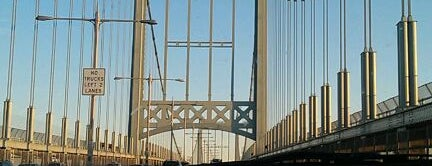 "Robert F. Kennedy Bridge (Triborough Bridge) is one of ""Be Robin Hood #121212 Concert"" @ New York!."