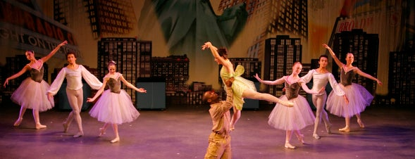 Manhattan Movement and Arts Center (MMAC) is one of Where to See the Nutcracker This Holiday Season.
