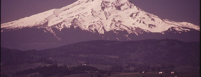 Mt Hood National Forest is one of Documerica.