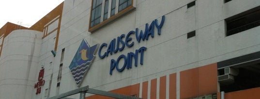Causeway Point is one of Retail Therapy Prescriptions.