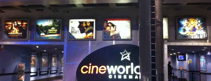 Cineworld is one of Must-visit Movie Theaters in London.
